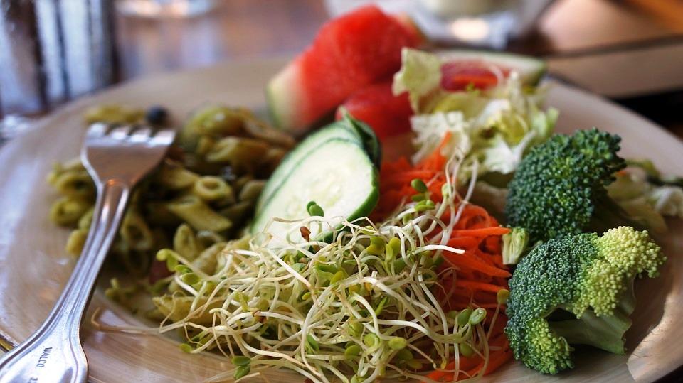 dieta vegana bambino vegetariano scuola
