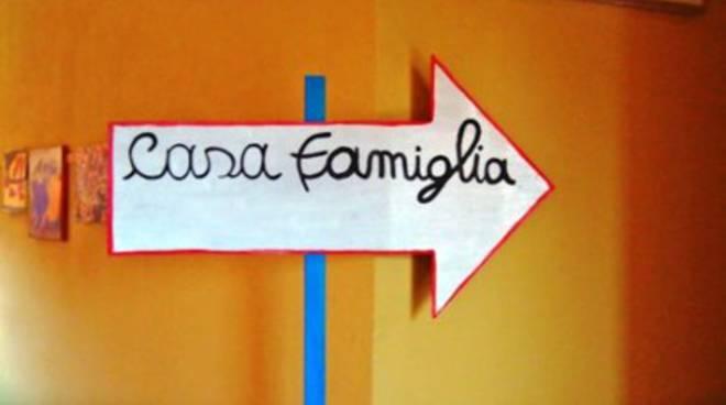 affidamento casa case famiglia