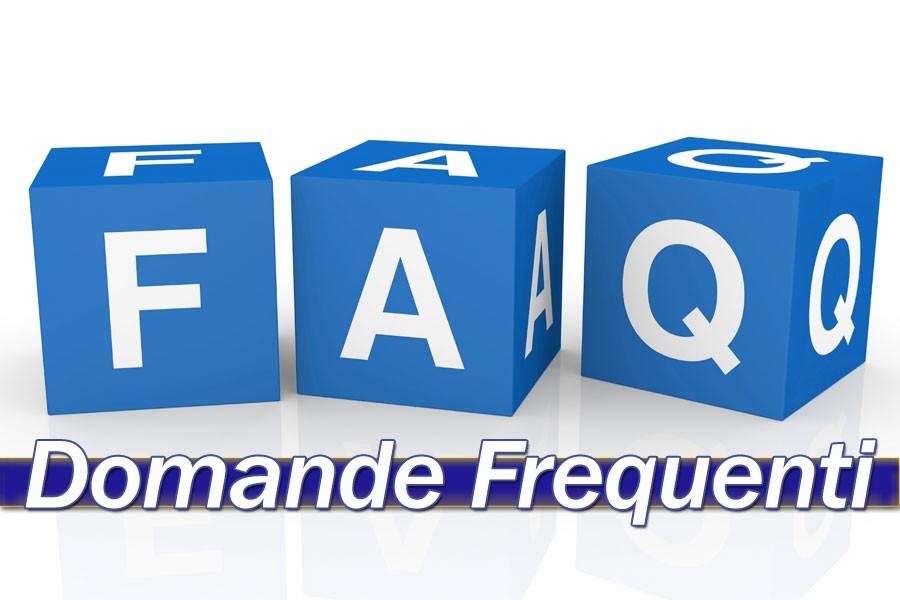 le 4 domande più frequenti