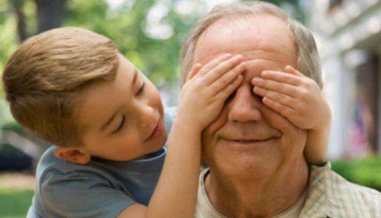 Quando i nonni non possono vedere i nipoti